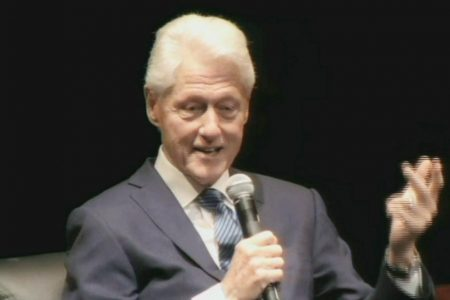 Bill Clinton: 'Norms have changed' for what you can do to somebody against their will