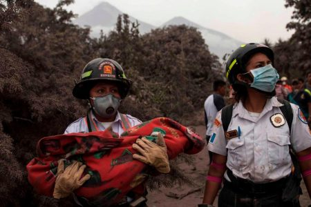 Guatemala volcano death toll rises as explosions ramp up