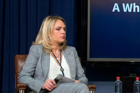 Press aide who mocked McCain is out at the White House