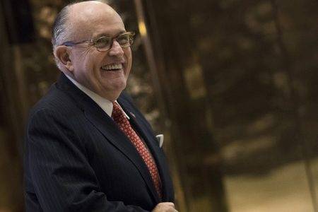 Giuliani: Kim Jong Un got 'on his hands and knees and begged' for Trump meeting