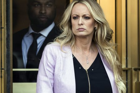 Lawyer: Prosecutors cancel meeting with Stormy Daniels, citing leaks
