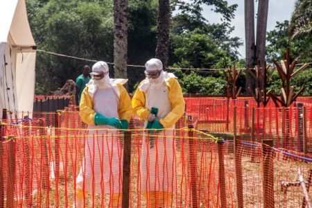 Ebola outbreak in DRC is 'ongoing' but WHO is 'cautiously optimistic'