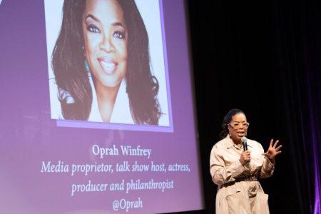 New exhibit honoring Oprah Winfrey's legacy opens in DC