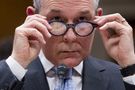 Major Trump donor helped Pruitt pick EPA science advisers