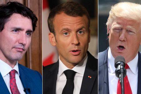 Donald Trump's G7 temper tantrum