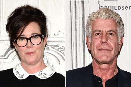 Kate Spade and Anthony Bourdain: How the press can cover suicide without creating a 'contagion'