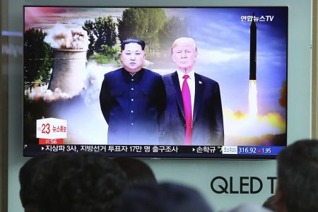 Countdown to Trump's 'first minute' with Kim
