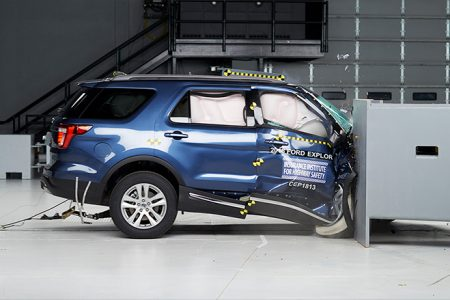Jeep Grand Cherokee and Ford Explorer get worst ratings in crash test