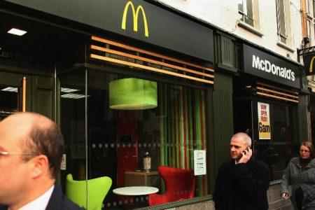 McDonald's to scrap plastic straws in UK and Ireland