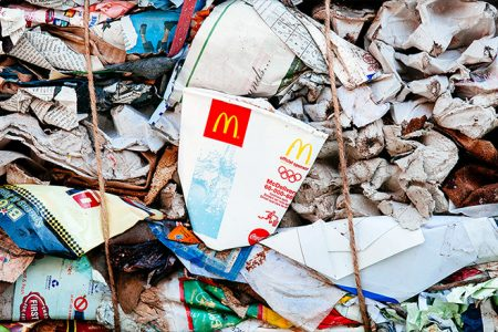 McDonald's and Starbucks hit by plastics ban in India