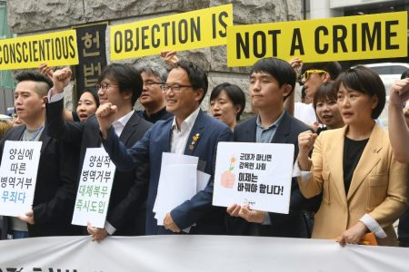 South Koreans may no longer face jail if they refuse to serve in the military