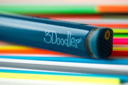 3Doodler Create+ review: A 3D-printing pen that rewards the patient