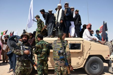 Taliban Kill Dozens of Afghan Soldiers, as Cease-Fires Give Way to Violence