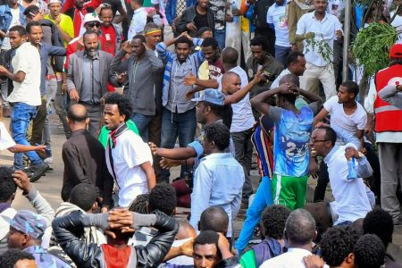 Grenade Attack at Ethiopian Prime Minister's Rally Kills at Least One
