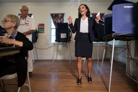 Katie Arrington, South Carolina Candidate Who Beat Mark Sanford, Is Seriously Hurt in Crash