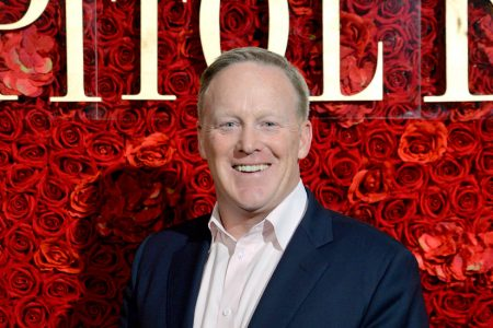 Sean Spicer Is Testing Out a New Job: TV Talk Show Host