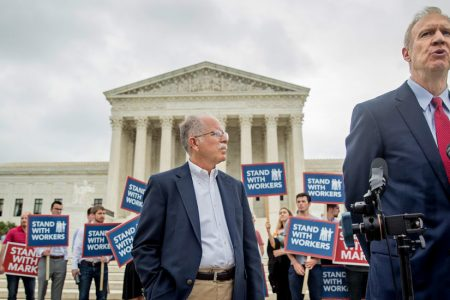 Supreme Court Ruling Delivers a Sharp Blow to Labor Unions