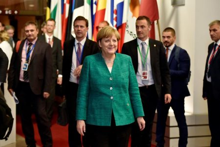 EU leaders agree on the outline of a migration deal