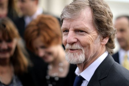 Supreme Court rules in favor of baker who would not make wedding cake for gay couple