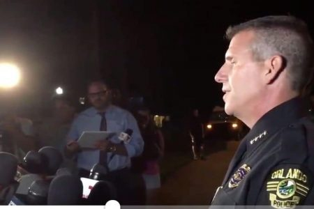 Florida man kills 4 children he held hostage then takes own life, Orlando police say