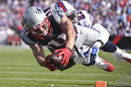Patriots' Julian Edelman on PED suspension: 'I don't know what happened'