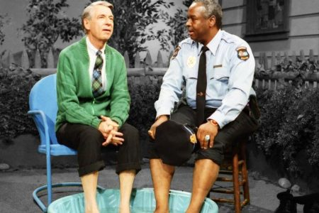 How A Gay 'Ghetto Boy' Bonded With Mister Rogers And Changed The Neighborhood