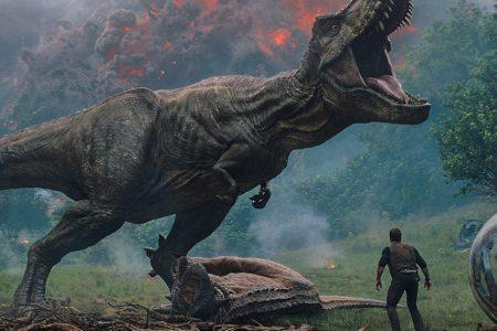 'Jurassic World: Fallen Kingdom' Is Mindless, Fun And … Surprisingly Emotional?