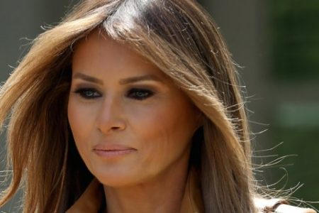 Melania Trump's office disputes Rudy Giuliani's comments about her thoughts on Stormy Daniels