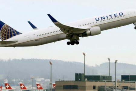 A bomb threat forced a United Airlines plane to make an emergency landing in Ireland