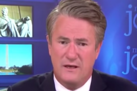 'Morning Joe' Host Says Trump Is 'Openly Racist' And So Are His Supporters