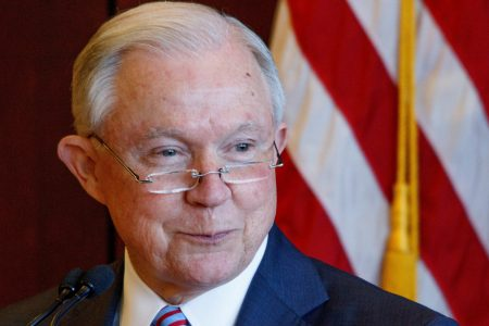 Jeff Sessions Jokes About Family Separations Amid Controversy Over US Border Policy