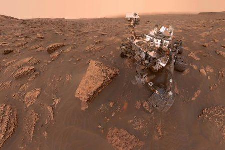 Can NASA's Mars Rovers Survive Planet-Engulfing Dust Storm?
