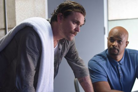 Clayne Crawford and Damon Wayans toxic were 'Lethal Weapon' co-stars: Listen to the audio