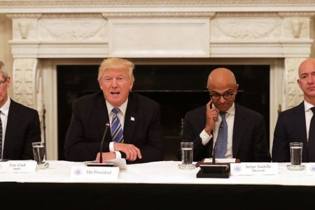 Microsoft, under fire for ICE deal, says it's 'dismayed' by family separations at border