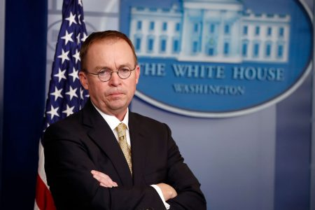 Trump consumer chief Mick Mulvaney ousts Obama-era advisory panel members