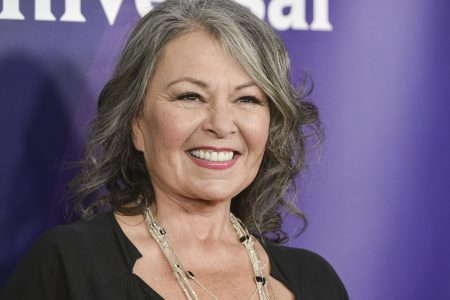 Roseanne Barr is still tweeting about Valerie Jarrett