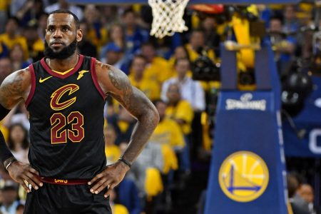 LeBron James' Game 2 history says Cavs have a chance vs. Warriors