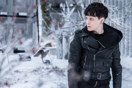 See 'Crown' star Claire Foy as Lisbeth Salander in 'The Girl in the Spider's Web'