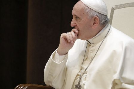 Pope Francis tells oil execs, investors that 'energy use must not destroy civilization'