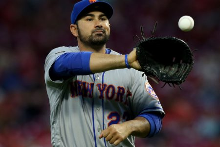 Mets release veteran Adrian Gonzalez as part of roster shake-up