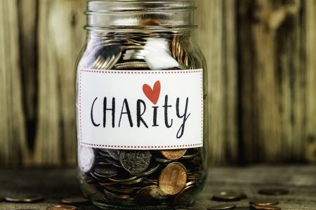 Charitable giving is at a record high. Here's where we're donating our money