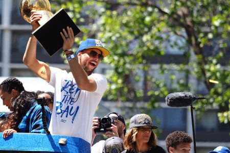 Warriors bask in latest title parade, but future championships are hardly promised