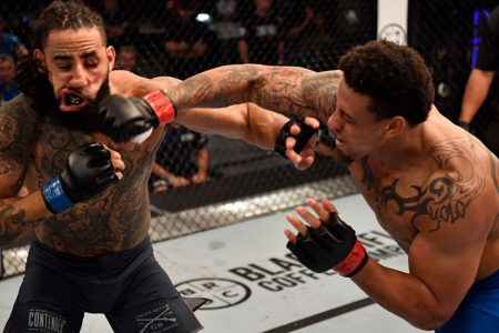 Greg Hardy's UFC opportunity isn't about redemption – it's about money