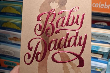 American Greetings apologizes for 'Baby Daddy' card featuring black couple after outcry