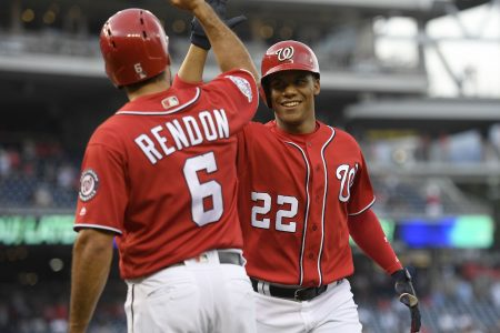 Yankees-Nationals: Juan Soto rips go-ahead homer in game he started in minor leagues