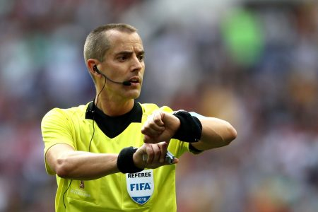 American referee is accused in bizarre jersey flap involving Cristiano Ronaldo, Pepe