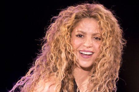 Shakira sells Nazi-like trinket for 'El Dorado' tour