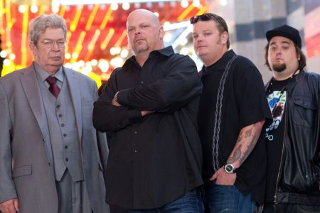 'Pawn Stars' Richard Harrison, known as 'The Old Man,' has died at 77