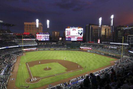 Worker's body found in freezer at Atlanta Braves' ballpark