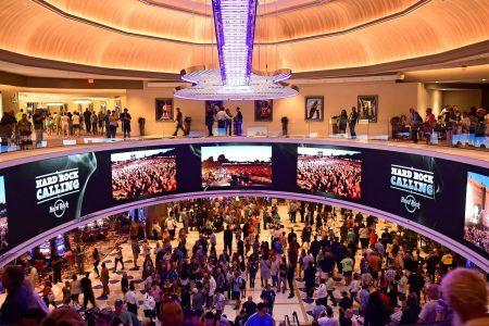 New Hard Rock Casino gives Atlantic City a hot hand
